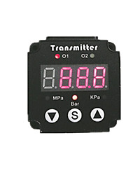Pressure Transmitter Number Display Meter