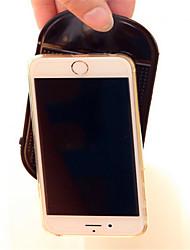 o tapete do console de telefonia móvel celular controle quadro pad 9751 do painel do carro para o carro