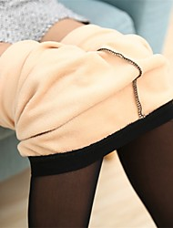 Women Fleece Lined LeggingPolyester