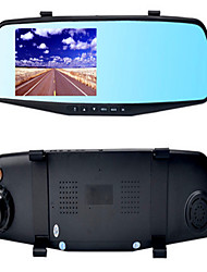 1080P Ultra Wide Angle Driving Recorder Before And After HD Traffic Recorder