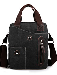 New Casual Fashion Canvas Laptop Backpack School Shoulder Bag