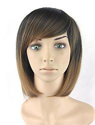 парик Костюм Парики для женщин Черный Карнавальные парики Косплей парики