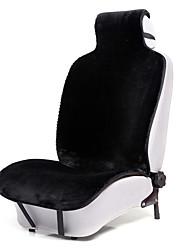 autoyouth 1шт искусственного меха подушки сиденья интерьера автомобиля аксессуары подушки зима новый стиль плюшевых автомобиль коврик