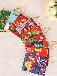 Hard Card Paper Wedding Decorations-1Piece/Set Christmas Rustic Theme Spring