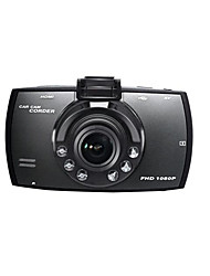 g30 única lente 1080p gravador de veículo