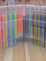 36 Color Neutral Pen (A Box Of 36 Round Head)