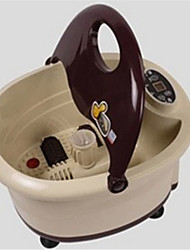 The New Manley Also -8823 Roller Massage Foot Bath Thermostat Set A Key To Start A Smart Foot Bath