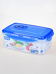Food Grade BPA Free Kitchen Storage Container Plastic Corn Box