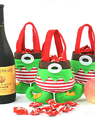 Christmas Gift Bags Xmas Ornament Christmas Elf Bags For Cute-type Christmas Decorations Candy Bags Gift Bags-1PCS