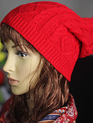 Women New Design Caps Twist Pattern Women Winter Hat Knitted Sweater Fashion beanie Hats