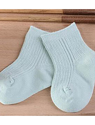 Unisex Casual/Daily Solid Underwear & Socks-Cotton-Fall