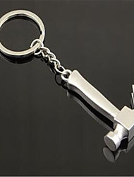 Mini Tools Shovel Keychain Creative Car Metal Key Ring Pendant