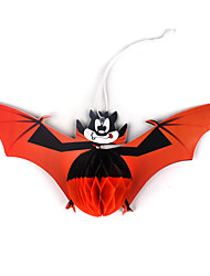 1pc pipistrello per Ognissanti festa in costume decorare oggetti di scena