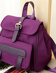 Women Sports Casual Backpack Nylon