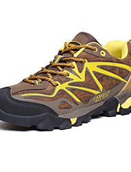 Femme-Extérieure / Décontracté / Sport-Vert / Rose / Kaki-Talon Plat-Confort-Chaussures d'Athlétisme-Microfibre / Polyuréthane