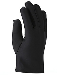Winter Work Spandex Gloves (Black Pack Of Five Pairs)