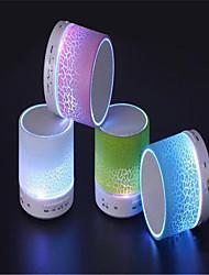 art de la peinture conduit lumineux haut-parleur de voiture conduit