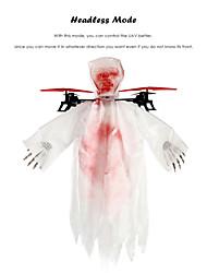 Drone RC 1031 4 Canaux 6 Axes 2.4G Quadrirotor RC Eclairage LED / Vol Rotatif De 360 DegrésQuadrirotor RC / 1 Batterie Pour Drone /