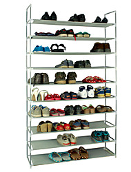 Iron for Shoes Rack & Hanger Others Silver