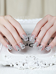 Nail Art Products False Nail Patches At The Bride False Nail Strips Gum