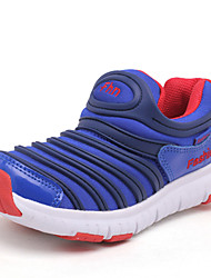 Boy's Sneakers Spring Fall Winter Comfort Suede Outdoor Casual Athletic Low Heel Blue Pink Coral Royal Blue Walking