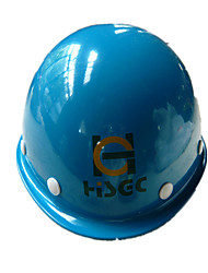 High Temperature Glass Fiber Reinforced Plastic Helmet Of The Lacquer That Bake