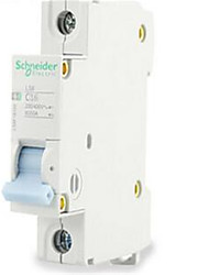 выключатель ls8f181 воздушный выключатель 1P c16a маленькая схема Шнайдера