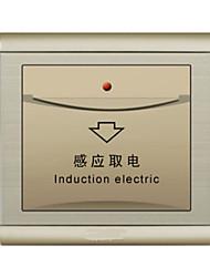 темный электрический выключатель низкой частоты индукции