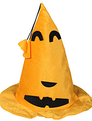 1PC  Halloween Pumpkin Hat Costume Party Props