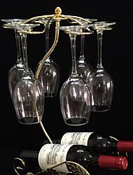 Винные стеллажи Чугун,27*19*44CM Вино Аксессуары