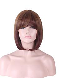 perruques de matériel .feature pour les femmes de style montrés couleur costume perruques cosplay perruques mode femme cheveux courts