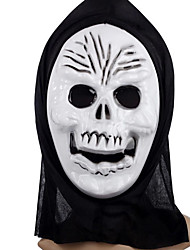 (Pattern is Random)1PC  Halloween Costume Party Mask God Of Death Toe Box Ornaments