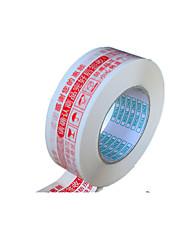 (Note 2 paquet rouge taille 16002cm * 4.5cm *) bande d'étanchéité