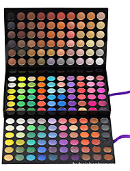 180 Eyeshadow Palette Matte / Shimmer Eyeshadow palette Cream Large Daily Makeup