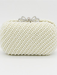 Women Imitation Pearl  Formal / Event/Party / Wedding Evening Bag