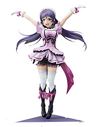 1/8 Love Live Electric Shock Nozomi Tj PVC 20cm Anime Action Figures Model Toys Doll Toy