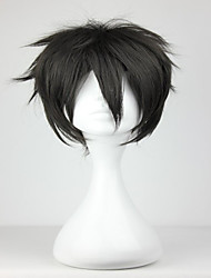 Promotion New Sword Art Online Kiritani Black 32cm Short Synthetic Man Cosplay Wig