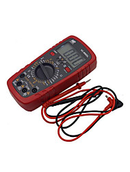 Hand Held Electrical Maintenance General High Precision Back Light Student Number Multimeter