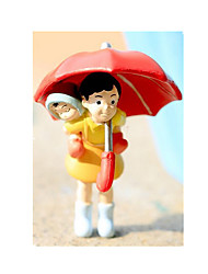 Cute Cartoon Back May Open An Umbrella Furnishing Articles