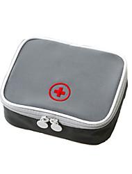 Fashion Portable Nelon Travel Medicine Box Travel Storage