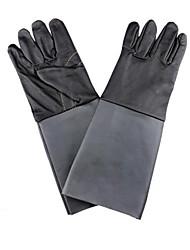 resistentes ao desgaste soldador elétrico luvas de protecção