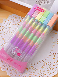 Regenbogen neutral pen0.08mm (12pcs)