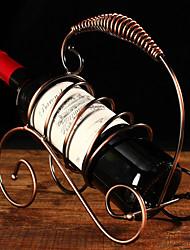 Garrafeira Ferro Fundido,23*9.5*21CM Vinho Acessórios