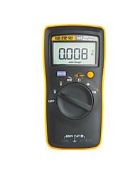 F101 портативный карманный цифровой мультиметр