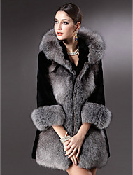 Solid Faux Fur