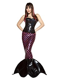 Adult Fantasia Mermaid Tail Costume Sexy Princess Swimming Love Live Mermaid Costume For Halloween Party