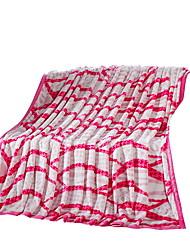 Фланель Разноцветный,Сплошная В клетку 100% полиэфир одеяла 200x230cm