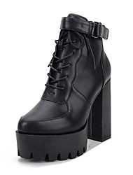 Women's Boots Fall / Winter Platform / Gladiator / Creepers / Comfort Wedding / Outdoor