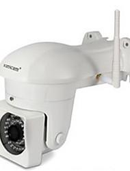 720P HW0023 HD Outdoor Waterproof Night Vision Security Network Camera