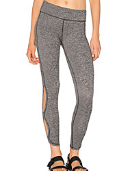 Dusty Cutout Side Sports Leggings